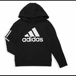 NEW Adidas Boys hoodie